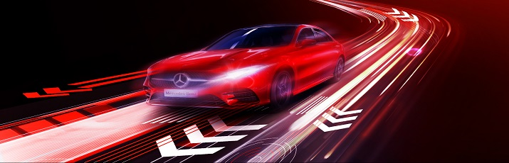 Mercedes-Benz Driving Experience 2020