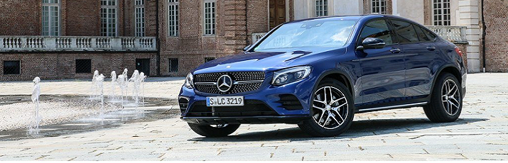 Giá xe Mercedes-Benz GLC 300 4Matic Coupe