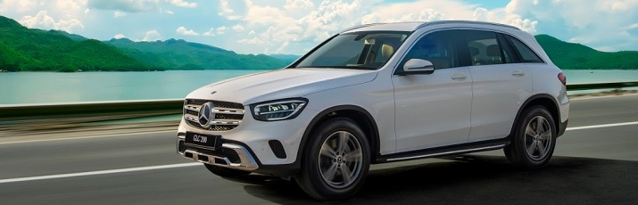 Mercedes-Benz GLC 200 2020