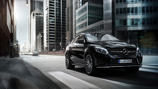 Giá xe Mercedes-AMG GLE 43 4Matic Coupe