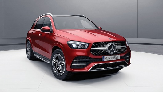 xe Mercedes-Benz GLE 450 4MATIC 2019