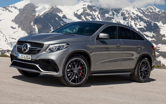 giá xe Mercedes-AMG GLE 63 4MATIC Coupe
