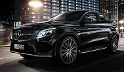 xe Mercedes-AMG GLE 43 4Matic Coupe