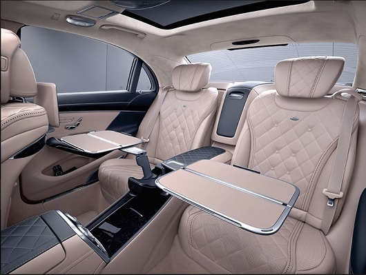 Giá xe Mercedes-Maybach S 560 4Matic
