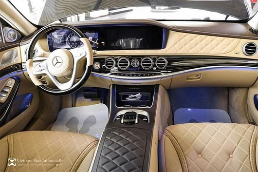 Giá xe Mercedes-Maybach S 650 4Matic