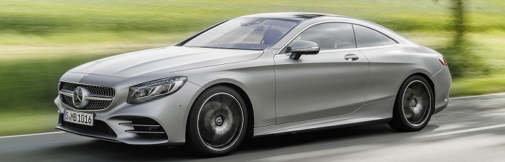 xe Mercedes-Benz S-Class Coupe