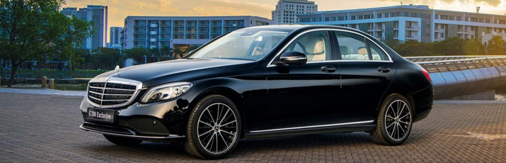 Xe Mercedes-Benz C 200 Exclusive 2019